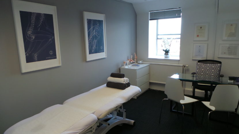 edinburgh clinic, physiotherapy, physio, physiotherapist, sports physio